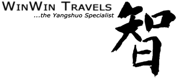 WinWin Travels Home - The Yangshuo Specialists