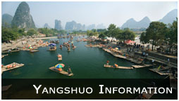 Yangshuo Information - Everything but everything about Yangshuo