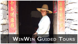 WinWin Guided Tours - Discover the real China